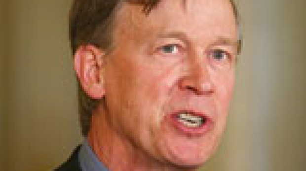 """olorado Gov. John Hickenlooper speaks at a news conference at the Capitol in Denver in this Wednesday, May 22, 2013 file photo. Hickenlooper Saturday afternoon May 17, 2014 signed Colorado's """"Right to Try"""" bill, which was passed unanimously in the state Legislature. The """"Right to Try"""" law allows terminally ill patients to obtain experimental drugs without getting federal approval. The bill doesn't require drug companies to provide any drug outside federal parameters, and there's no indication pharmaceutical companies will do so. (Source: AP Photo/Ed Andrieski, File)"""