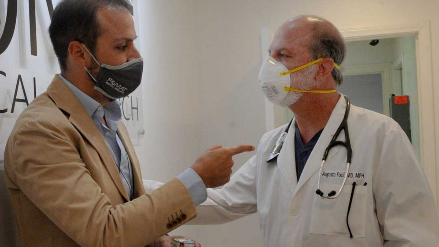 Compañía de Oxnard intenta encontrar un tratamiento efectivo para el COVID-19