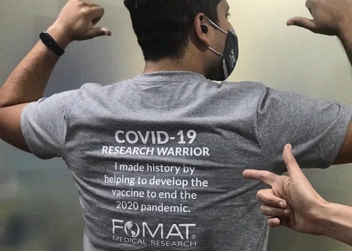 COVID-19 Warriors